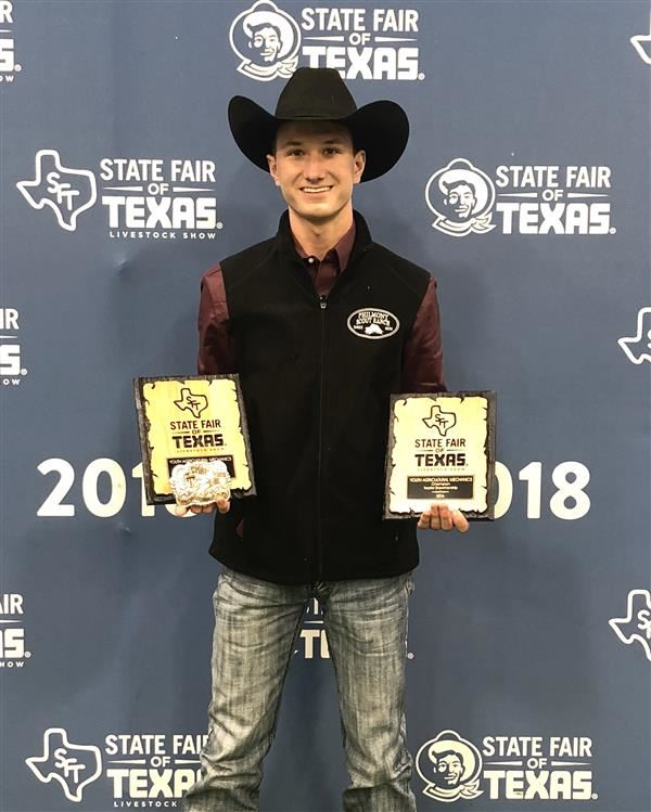 Justin Mraz - State Fair Sweepstakes Champ