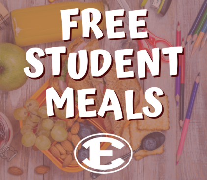 Free Student Meals for the Remainder of the School Year