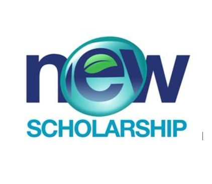 Image of New Scholarship graphic
